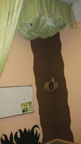Композиция на стене - Ствол дерева