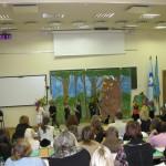 Детский спектакль, появление страшного Груфалло