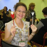 Мастер - класс, Керсон Маргарита (Таллинн, Эстония). Участница - Гончарова Виктория